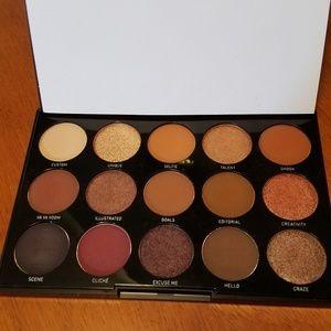 Morphe 15N Eyeshadow Palette